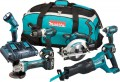 Makita DLX6072PT 18V LXT 6 Piece Kit  With 3 x 5.0Ah Li-Ion Batteries, Dual Port Charger £839.95 Makita Dlx6072pt 18v Lxt 6 Piece Kit  With 3 X 5.0ah Li-ion Batteries, Dual Port Charger