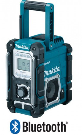 MAKITA DMR106 BLUETOOTH Li-iON RADIO