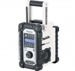 Makita DMR109W 10.8v-18v LXT/CXT DAB Job Site Radio - White £109.95
