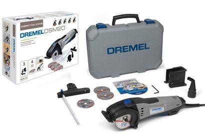 New Dremel SM20-02 Saw-Max Tool Kit 220V