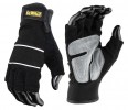 Dewalt DPG213L Black Performance Half Finger Work Glove £8.99 Specifications: