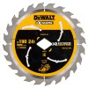 Dewalt DT40270-QZ 190mm Extreme Runtime High Torque Circular Saw Blade 24T DCS577 £25.99 Dewalt Dt40270-qz 190mm Extreme Runtime High Torque Circular Saw Blade 24t