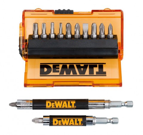 DEWALT DT71502-QZ 14 Piece Screwdriver Set was £14.95