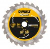 Dewalt DT99560-QZ Xtreme Runtime 165mm x 20mm 24T Circular Saw Blade For DCS520 £17.99 Dewalt Dt99560-qz Xtreme Runtime 165mm X 20mm 24t Csb For Dcs520