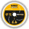 Dewalt DT99573-QZ Xtreme Runtime 250mm x 30mm 60T Circular Saw Blade For DCS778 £61.99 Dewalt Dt99573-qz Xtreme Runtime 250mm X 30mm 60t Csb For Dcs778