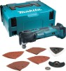 MAKITA DTM51ZJX7 18V MULTI-TOOL QUICK CHANGE WITH MAKPAC CASE & ACCESSORY KIT (No Batteries, Charger) £169.95 Makita Dtm51zjx7 18v Multi-tool Quick Change With Makpac Case & Accessory Kit (no Batteries, Charger)