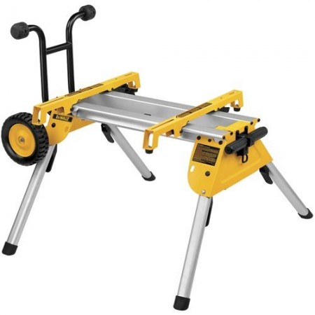 DEWALT DE7400 HEAVY DUTY ROLLING SAW WORK STATION