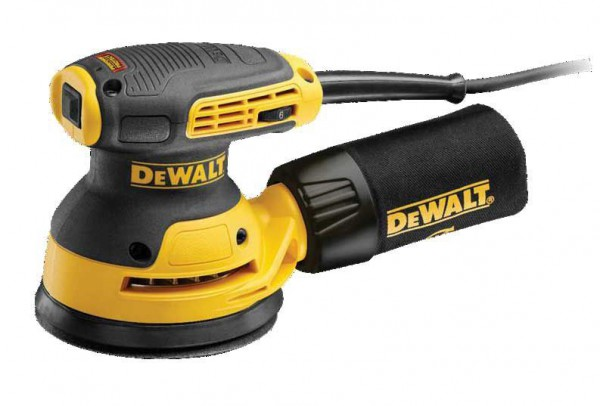 Dewalt DWE6423 240V 125mm Random Orbit Sander
