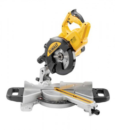 Dewalt DWS774 240V 1400W 216mm Slide Mitre Saw with XPS