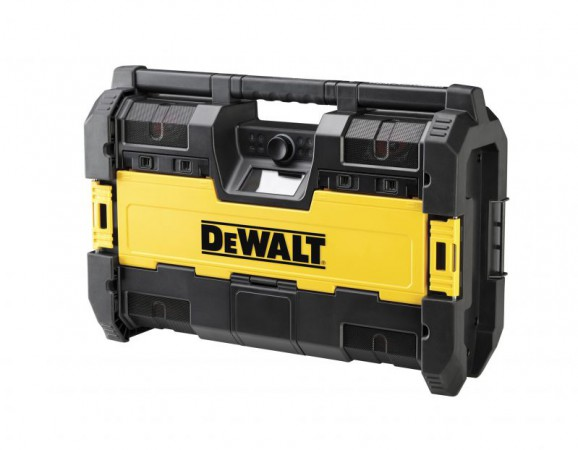 Dewalt DWST1 75663 Toughsystem DAB Radio, Bluetooth Music & Charger