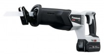 Panasonic EY45A1LJ2G31 18v Cordless Reciprocating Saw With 2 x 5.0Ah Batteries was £349.95 £249.95