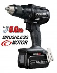 Panasonic EY79A2LJ2G31 18v Brushless Combi Hammer/Drill With 2 x 5.0Ah Batteries was £309.95 £279.00