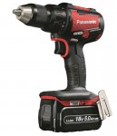 Panasonic EY79A2LJ2G31R 18v DV Brushless Combi Drill Driver RED LIMITED EDITION 2 x 5.0Ah Li-ion Batteries, Charger & Ca £214.95