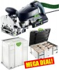 FESTOOL 574420 240V DOMINO XL DF 700-EQ PLUSJointer & DS/XL D8/D10 DOMINO assortment £1,019.00 Festool 574420 240v Domino Xl Df 700-eq Plus jointer