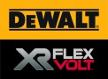 DeWALT XR FlexVolt Tools, Batteries & Accessories