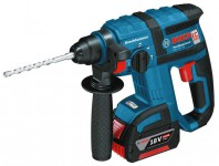 Bosch GBH 18V-EC 18V SDS+ Cordless Brushless Rotary Hammer With 1 x 5.0Ah Li-ION Battery & L-BOXX was £349.95 £249.95