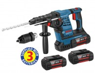 GBH 36 VF-LI Plus 36V (3 x 4.0 Ah Li-Ion) SDS+ Hammer With Quick Change Chuck & Case  was £629.95 £589.95