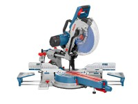 BOSCH GCM12SDE 110V 305MM DOUBLE BEVEL SLIDING MITRE SAW 1800W was £549.99 £509.95