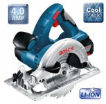 Bosch GKS18V-Li 18V Cordless Circular Saw With 2 x 4.0Ah Li-ION Batteries & L-BOXX was £349.95 £269.95