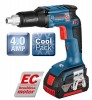 BOSCH GSR 18V-EC TE 18V BRUSHLESS SCREWDRIVER 2 x 4.0Ah BATTS, L-BOXX £369.95 Bosch Gsr 18v-ec Te 18v Brushless Screwdriver 2 X 4.0ah Batts, L-boxx