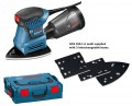 Bosch GSS160 M2 240V 180W Professional Orbital Palm Multi-Base Sander With 3 x Shaped Bases & L-Boxx £129.95 Bosch Gss160 m2 240v 180w Professional Orbital Palm Multi-base Sander With 3 X Shaped Bases & L-boxx