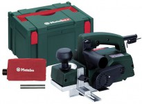 Metabo HO0882 240V Planer 800w 3mm Cut With Dust Bag & Plastic Case was £174,95 £149.95