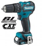 Makita HP332DSAJ 10.8V CXT Brushless Combi Drill With 2 x 2.0Ah Li-ion Batteries, Fast Charger & Case was £249.95 £179.95