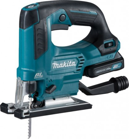 Makita JV103DSAJ 10.8V CXT Brushless Jigsaw With 2 x 2.0Ah Batteries, Charger & MakPac Case was £229.95