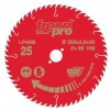 FREUD LP40M 026 160 x 2.2 x 20mm x 48T FINE FINISH TRACK SAW BLADE £43.99