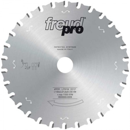 FREUD LP91M 003 Ultimate Blade216 x 2.0 x 30 x 40T