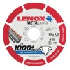 "Lenox 2030865 Metalmax Cut-Off Blade 115mm (4.5"") 1,000+ Cuts £11.99 1,000+ Cuts: 
