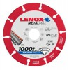 "Lenox 2030866 Metalmax Cut-Off Blade 125mm (5"") 1,000+ Cuts £15.99 1,000+ Cuts: 