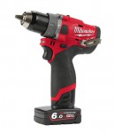 Milwaukee M12FPD-602X - M12 12v Gen II Fuel Percussion Drill was £274.95 £249.95