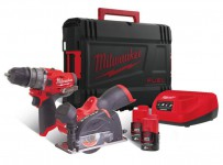 Milwaukee M12 FPP2G Fuel 2pc Powerpack was £369.00 £299.95