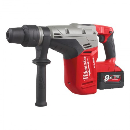 Milwaukee M18CHM-902C 18V Fuel SDS MAX Hammer 2 x 18v 9.0Ah Li-Ion Batteries! (For Instore or Click & Collect Sales Only