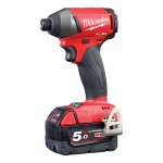 Milwaukee M18 FID-502X FUEL Compact 1/4in Impact Driver 18 Volt 2 x 5.0Ah Li-Ion was £349.95 £249.95