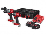 Milwaukee M18 FPP2L2-502P Fuel 2pc Powerpack was £529 £399.95