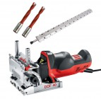 Mafell DDF40 240V New Duo-Doweler Package With 2 x 5mm Drill Bits & 800mm Template Guide £999.00