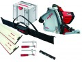 Mafell MT55CC 240v Plunge Saw with 2 x 1.6m Guide Rails  + Connector + 2 x  Clamps & Rail Bag £599.95 Mafell Mt55cc 240v Plunge Saw With 2 X 1.6m Guide Rails  + Connector + 2 X  clamps & Rail Bag