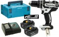Makita DHP482RTWJ 18V 2 x 5.0Ah Li-ion LXT White Combi Drill MakPac Case £199.00 Makita Dhp482rtwj 18v 2 X 5.0ah Li-ion Lxt White Combi Drill Makpac Case