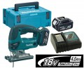 Makita DJV180RMJ 18V Cordless Jigsaw With 2 x 4.0Ah, Charger & MakPac Case £359.95 