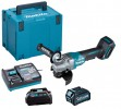 Makita GA013GD101 40V MAX XGT 125mm Brushless Angle Grinder With Paddle Switch, 1x 2.5Ah Battery, Charger & Adaptor (for £369.95 Makita Ga013gd101 40v Max Xgt 125mm Brushless Angle Grinder With Paddle Switch, 1x 2.5ah Battery, Charger & Adaptor (for Lxt) & Case