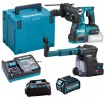 Makita HR004GD102 40V MAX XGT Brushless SDS+ Drill & Chuck & DC40RA Dust Box With 1x 2.5Ah Battery, Charger & Case £599.95 Makita Hr004gd102 40v Max Xgt Brushless Sds+ Drill & Chuck & Dc40ra dust Box With 1x 2.5ah Battery, Charger & Case 