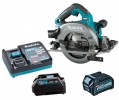 Makita HS004GD103 40V MAX XGT Brushless 190mm Circular Saw with AWS With 1x 2.5Ah Battery, Charger & Adaptor for LXT £459.95 Makita Hs004gd103 40v Max Xgt Brushless 190mm Circular Saw With Aws With 1x 2.5ah Battery, Charger & Adaptor For Lxt