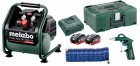 Metabo Compressor and Air Tools