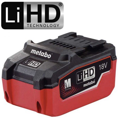 Metabo 18v LiHD 5.5Ah Battery