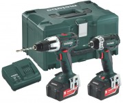 Metabo Combo Set 2.1.3 18V X 4.0Ah  Cordless Twin Pack SB18LT & SSD18 was £299.95 £249.95