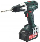 METABO SB18LT 18V  COMBI HAMMER 2  x 4.0Ah LION BATTERIES was £239.95 £189.95