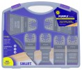 SMART Purple Series P7MAX 7 Piece Titanium Alloy Bi-metal Blade Set £56.99 Smart Purple Series P7max 7 Piece Titanium Alloy Bi-metal Blade Set