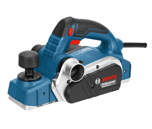 Bosch GHO 26-82 D 240V 710W Professional Planer 2.6mm Max Depth Of Cut Supplied with Carry Case